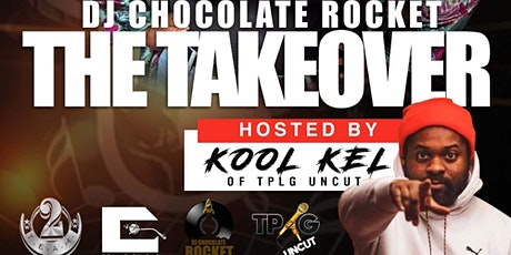 The Takeover: Hip Hop and R&B tickets