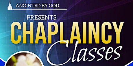 BE A CHAPLAIN CLASS tickets