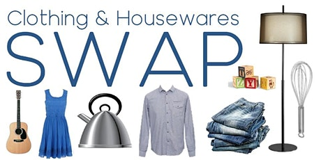 Clothing and Housewares SWAP tickets