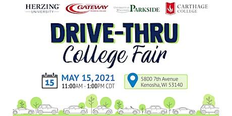 Kenosha Drive-Thru College Fair tickets