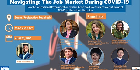 Navigating the Job Market During COVID-19 tickets