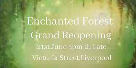 Enchanted Forest  Grand Re-Opening tickets