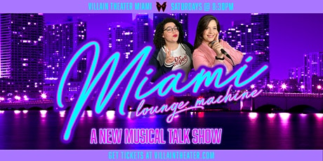 Saturday Gigantic Comedy show featuring Miami Lounge Machine tickets