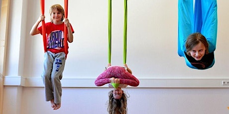 Fly Together: Kid-Friendly Aerial Yoga tickets