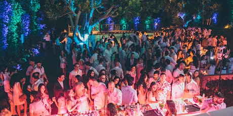 The YJP Summer White Party tickets