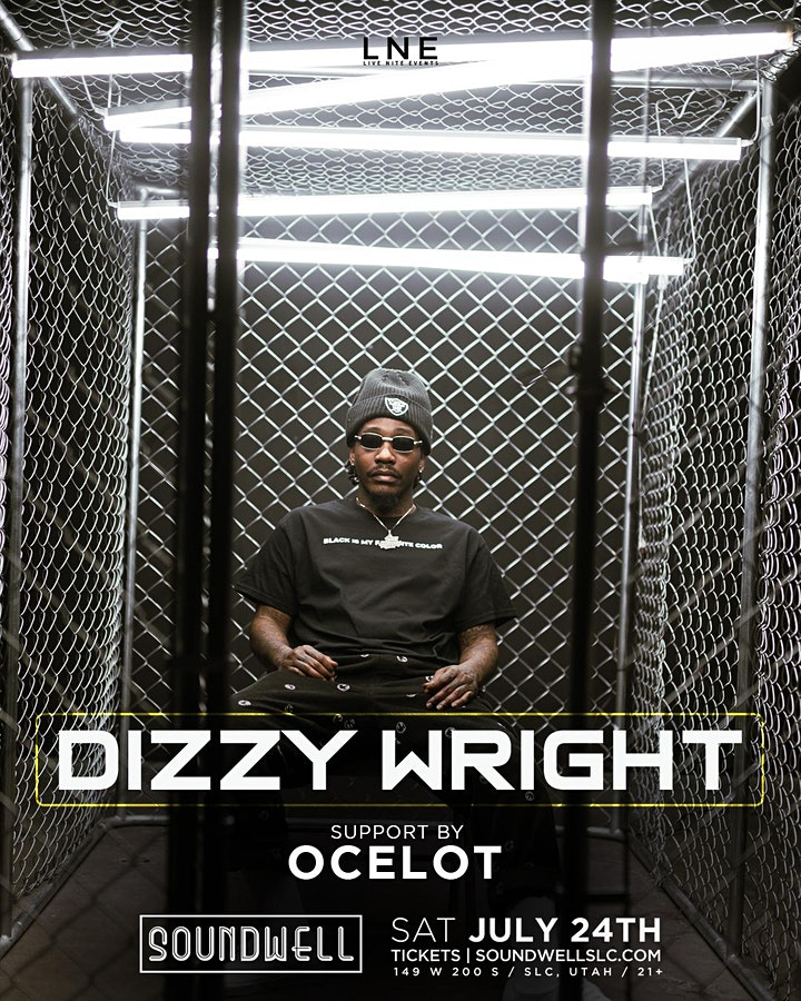 Dizzy Wright at Soundwell image