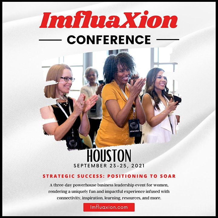 ImfluaXion Houston Conference image