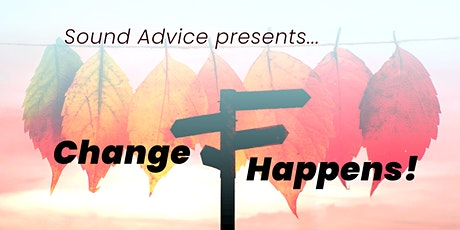 Change Happens! Transitions in Toastmasters tickets