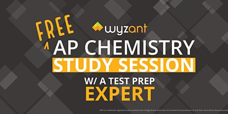 FREE Chemistry Exam Study Session tickets