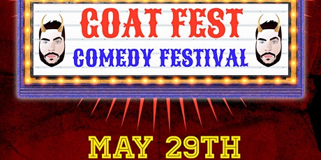 GOATFEST - Comedy Festival tickets