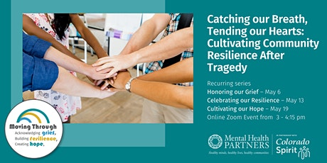 Cultivating Community Resilience After Tragedy tickets