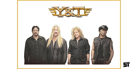Y & T w/ Red Voodoo tickets