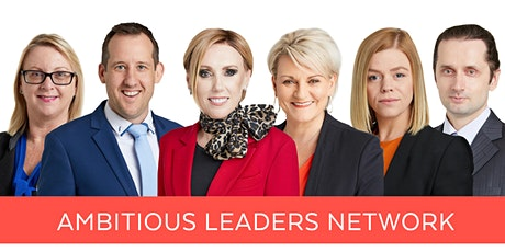 Ambitious Leaders Network Perth– 7 May 2021 tickets