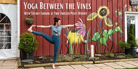 Yoga Between the Vines at Two Twisted Posts tickets