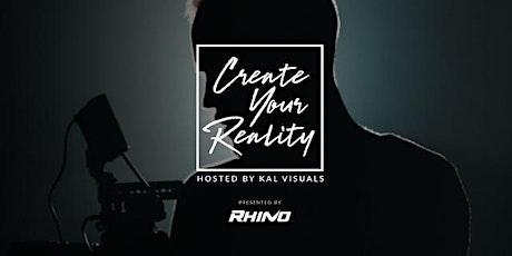 #CreateYourReality Virtual Awards Ceremony tickets