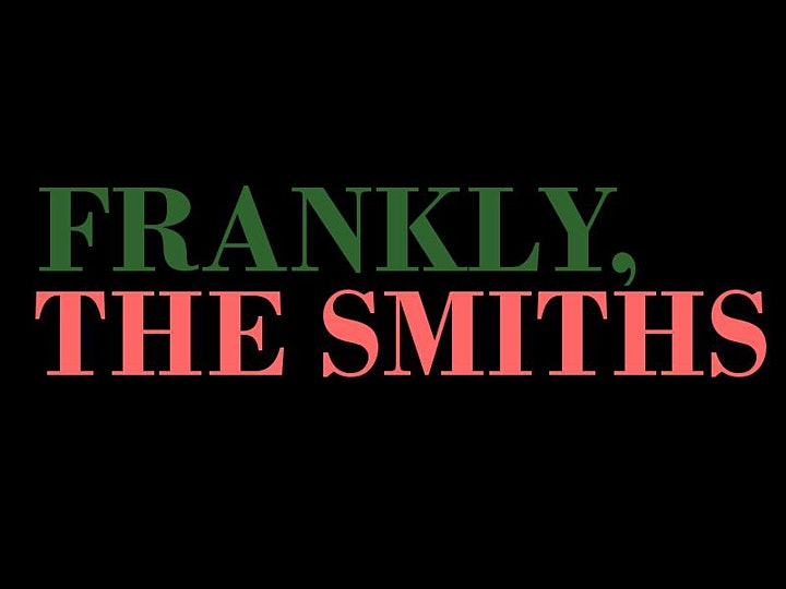 Frankly, The Smiths (The Venue,  Dumfries) image
