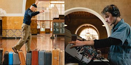 Metro Art Presents Moving Through | BAGGAGE  - Jay Carlon tickets
