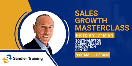 Sales Growth Masterclass - Southampton tickets