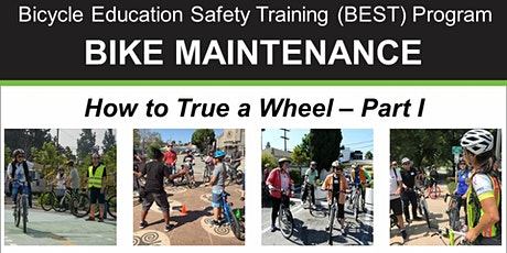 BIKE MONTH: Bike Maintenance - How To True A Wheel (Part I) - Online Class entradas