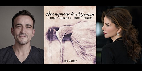 Literaturhaus Berlin presents Anonymous Is a Woman by Nina Ansary Tickets