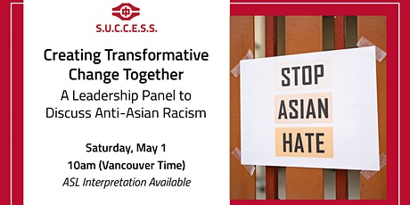 Creating Transformative Change Together tickets