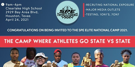 The SPE Elite Camp Sign-Up  April 24, 2021 Houston, TX tickets
