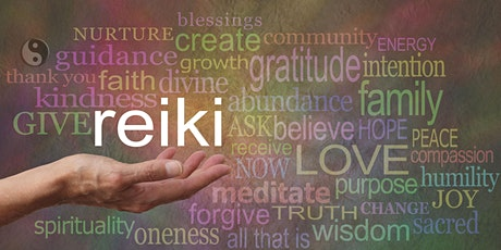 Reiki II certification for the Health Care Professional tickets
