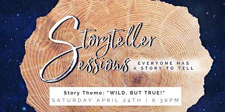 Storyteller Sessions : Everyone has a story to tell tickets