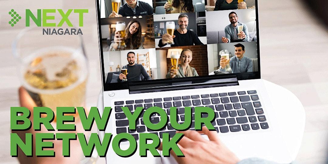 NEXTNiagara Social: Brew Your Network