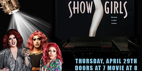 MIGHTY REELS presents SHOWGIRLS 04/29/21 tickets
