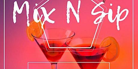Wine Down Wednesdays MixNSip tickets