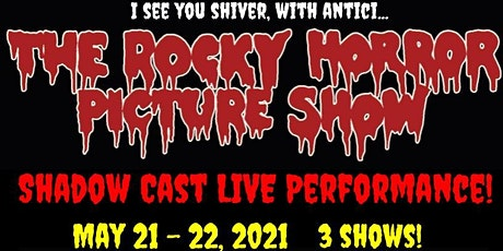 Rocky Horror Picture Show Live Shadow Cast Performance-Saturday 7pm Show tickets