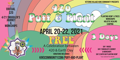 420 Puff & Plant tickets