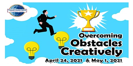Overcoming Obstacles Creatively tickets