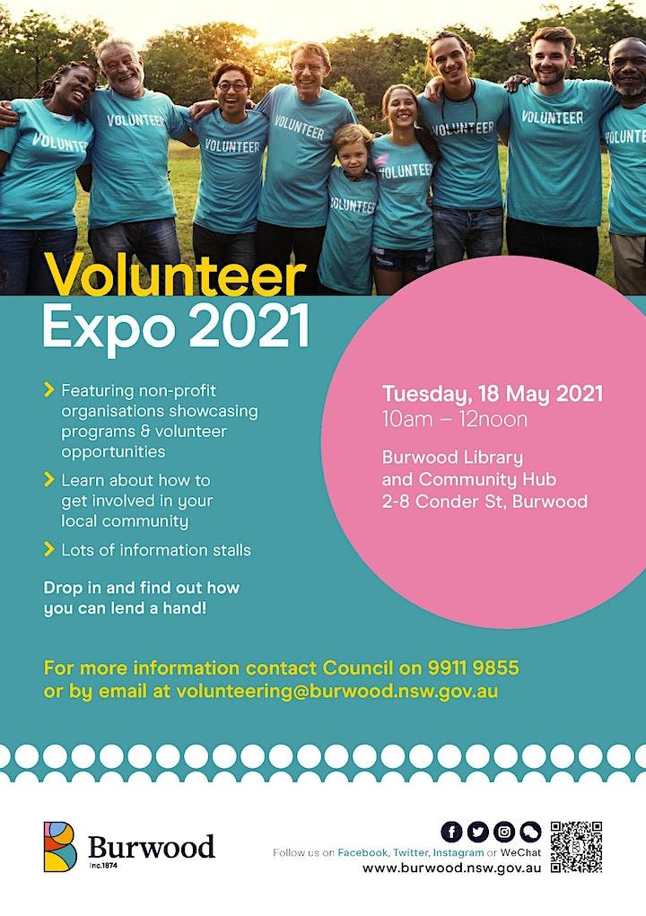 Volunteer Expo image