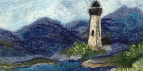 NEEDLE FELTED SEASCAPES WORKSHOP tickets