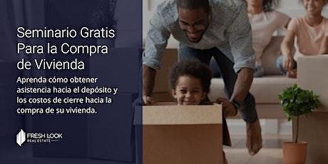 Copy of Seminario de compra de vivienda GRATUITO entradas
