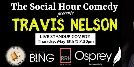 Social Hour Comedy at Osprey Lounge tickets