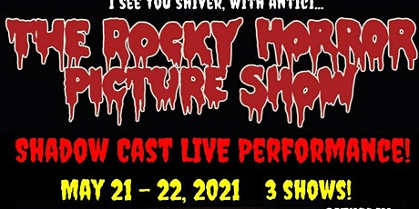 Rocky Horror Picture Show Live Shadow Cast Performance-Friday Show tickets