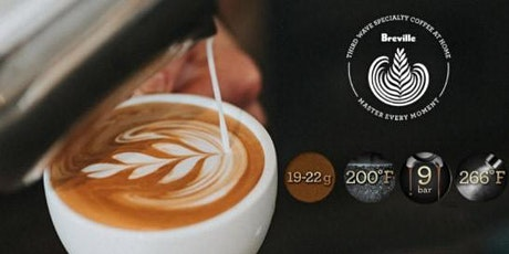 The Fundamentals of Home  Espresso by Breville tickets