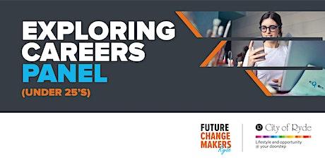 Exploring Careers Panel (Under 25s) tickets