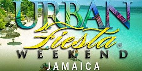 2022 Urban Fiesta Weekend - Jamaica tickets