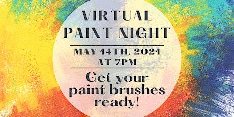 FHCN - Virtual Paint Night tickets