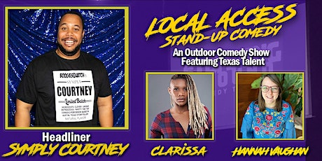 Local Access Stand-Up Comedy Show tickets