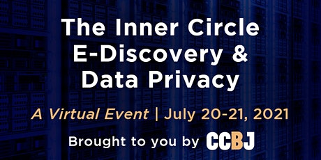 Inner Circle E-discovery & Data Privacy tickets
