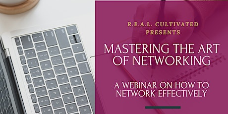 Mastering The Art Of Networking tickets