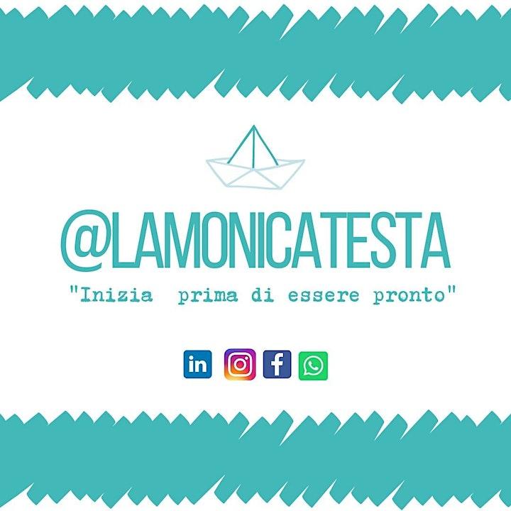 Immagine Chiavi utili per comunicare online - vi presento @lamonicatesta