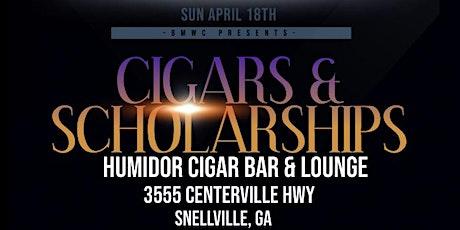 Cigars & Scholarships tickets