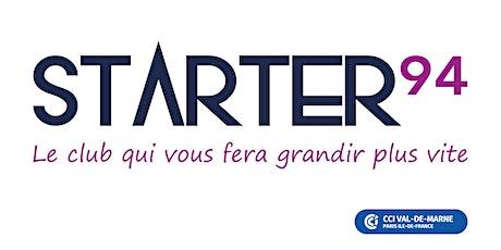 Rencontre Business du Club STARTER 94 billets