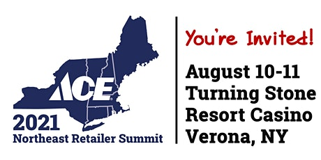 2021 Northeast Ace Retailer Summit tickets